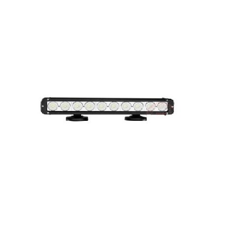 Barre 10 LEDs 100 Watts combo