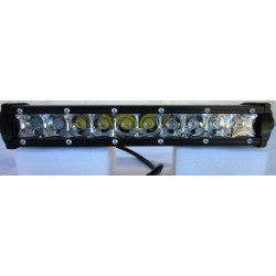 Barre 10 LEDs 50 Watts