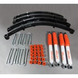 Toyota BJ70/71/73 Kit suspension Trail Master +70mm