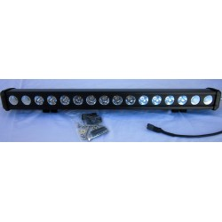 Barre 16 LEDs 160 Watts combo