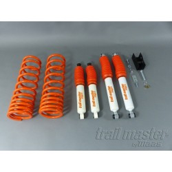 Trooper A partir de 2000 +25-50mm - Suspension Trail Master pour Isuzu