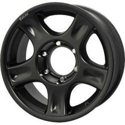 RACER NOIR - 7 x 16 - 6 x 114.3 - Dep -15