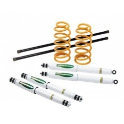 Suspension Ironman pour Mitsubishi Pajero Sport Ressort AR - Medium