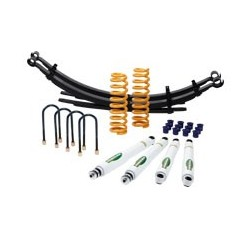 Navara D40 (depuis 2005) - Medium - Suspension Ironman pour Nissan