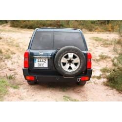 Patrol GR Y61 arrière - Pare-choc pour Nissan