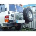 Patrol GR Y60 arrière - Pare-choc pour Nissan