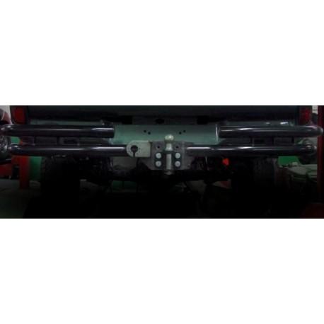 HiLux Vigo arrière - Pare-choc pour Toyota