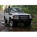 HZJ avant - Pare-choc pour Toyota